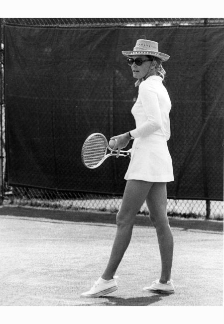 Grace Kelly, 1969 Globe Photo