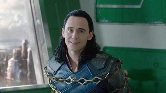 Loki solo series to debut soon.