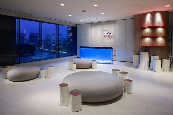 Spa of the week – Evian spa at the Palace Hotel Tokyo: