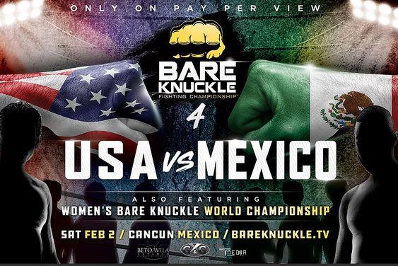 Бокс без перчаток: Прямая трансляция BKFC 4