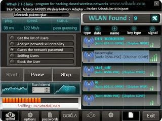 wifi hack software for windows