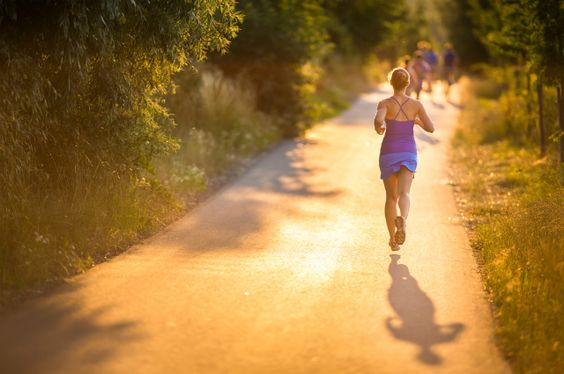 Spring Running: Tips for Getting Your Outdoor Workouts Back on Track! Lace up your shoes. Bye bye lazyness, welcome fitness! #SpringRunning #OutdoorWorkout