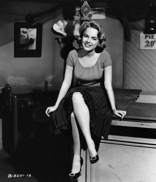 Terry Moore Actress Of The 40 39 S 50 39 S Glamour S Mood