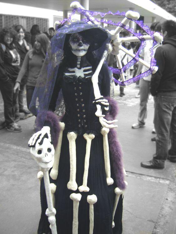 Bones, bones, bones...