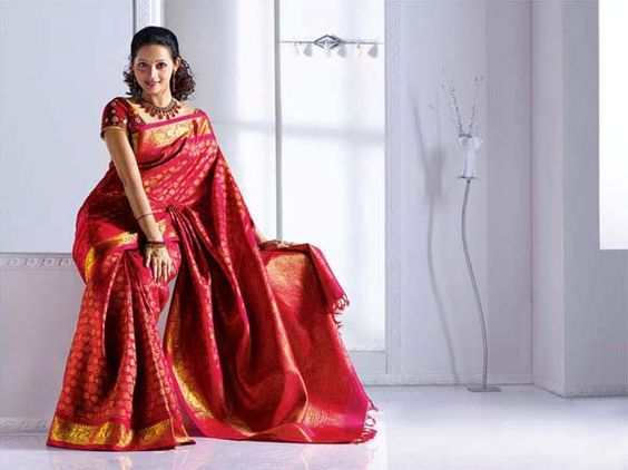 Kancheepuram wedding sarees kerala pulimoottil silks kottayam kancheepuram wedding sarees kerala pulimoottil silks pinterest e a the worlds catalog of ideas altavistaventures Image collections