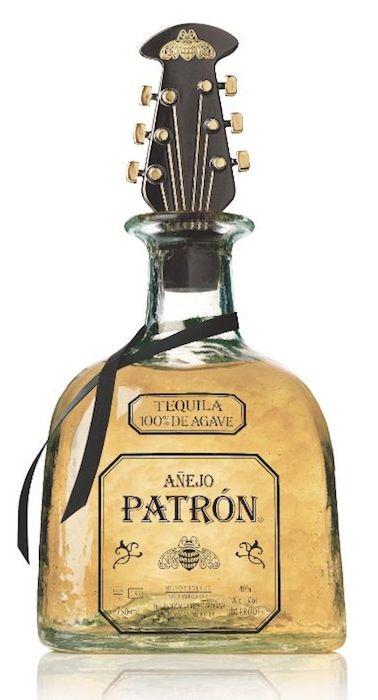 Ahhhhhhhhhhh....yummy...John Varvatos Rocks Patrón Añejo Limited Edition. Tequila shots.  Yeahhhhhh buddy.