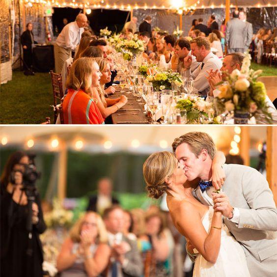 Alexandra and Mark's wedding