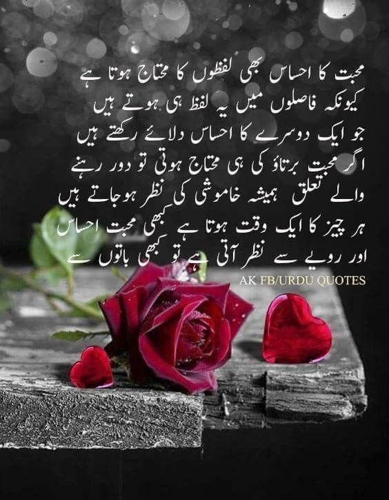 Pin By Aqsa Sajjad On Ishq Urdu Quotes Urdu Words The Notebook Quotes