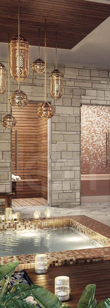 Elements design stunning spa stunning home decor for Spa bath designs and layouts