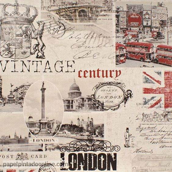 Antigua funny and vintage on pinterest - Boutique vintage londres ...