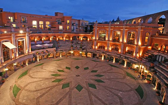 Quinta Real Hotels - Mexico http://www.wishclub.com/wishpanel/izuecuador