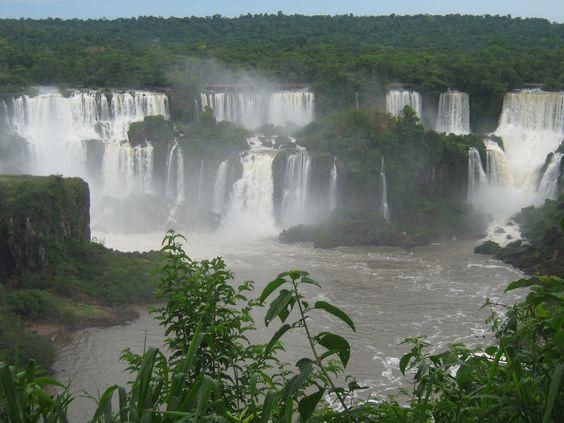 Cataratas do Iguaçu - Abril de 2013