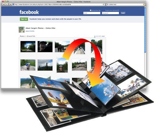 How to Download Full Facebook Photo Albums #Technology #stepbystep