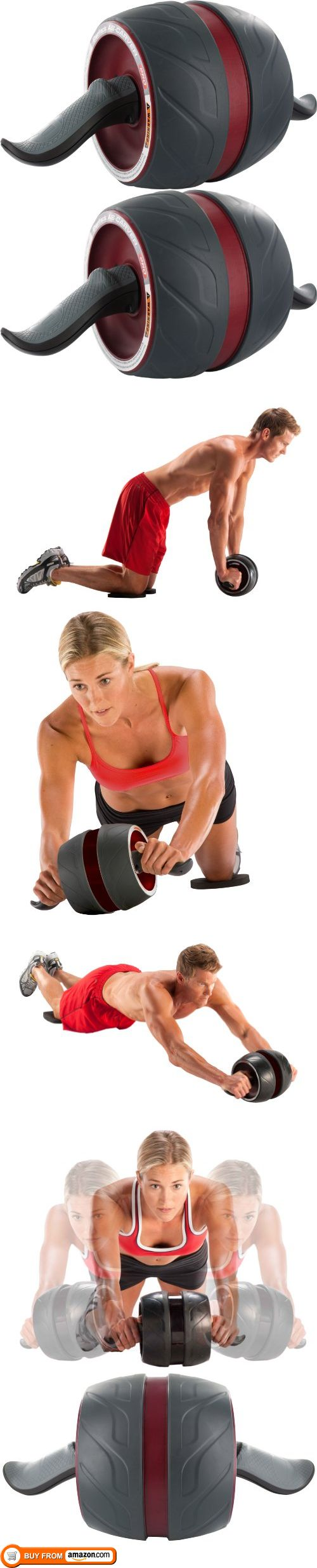 Perfect Fitness Ab Carver Pro, The Perfect Ab-Carver™ will carve your core and help you get ripped abs and sculpted arms. The kinetic engine uses a carbon steel spring to turbocharge your abdominal and arm workouts. It provides..., #Sporting Goods, #Core & Abdominal Trainers, http://24-7.fit