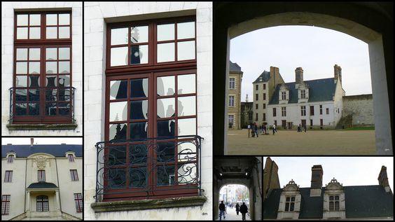 Dans la cour du château des DUcs-Photo de Dani de Nantes