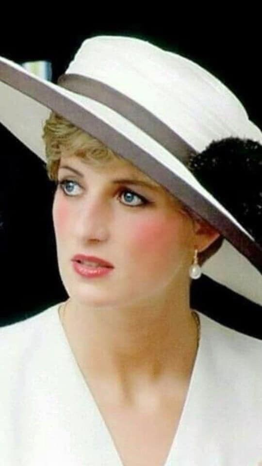Her Royal Highness Diana Princess Of Wales Mother To Prince