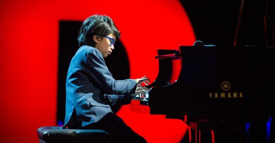 Joey Alexander: An 11-year-old prodigy performs old-school jazz | Listen as the 11-year-old delights the TED crowd with his very special performance of a Thelonious Monk classic. | ted.com