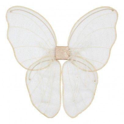 Ailes de papillon - Doré  Numero 74