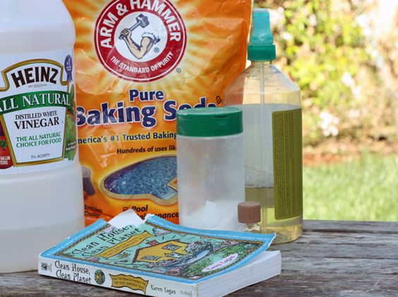 One bite at a time together: Switch to non-toxic cleaners