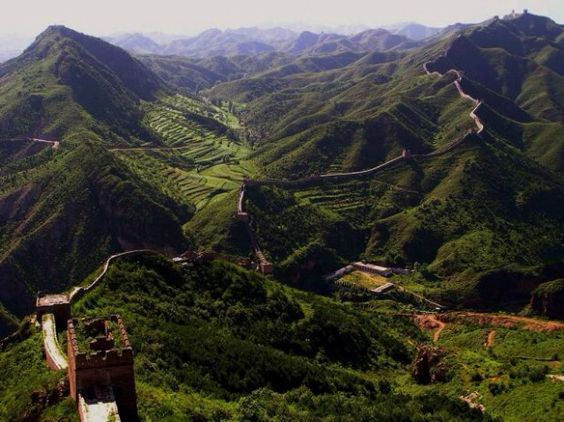 Great Wall of China. I will go here one day