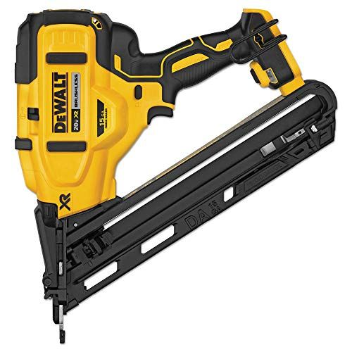 Top 10 Dewalt 15 Gauge Finish Nailers Of 2020 Finish Nailer Dewalt Tools
