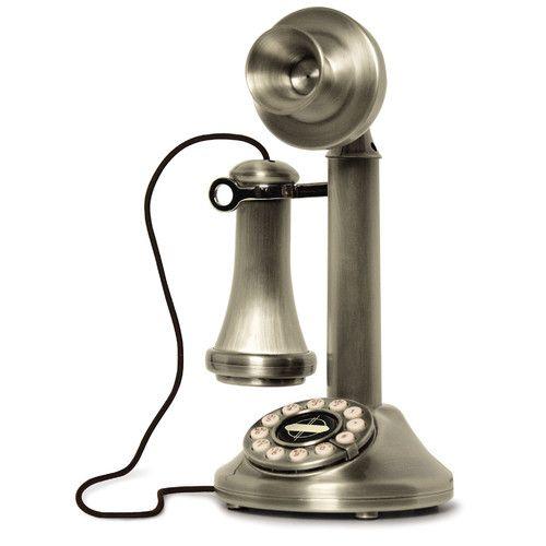 Found it at Joss & Main - Nora Candlestick Telephone