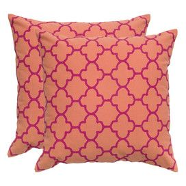 Rizzy Home - Eye-Catching Pillows With Global Appeal event at Joss and Main!