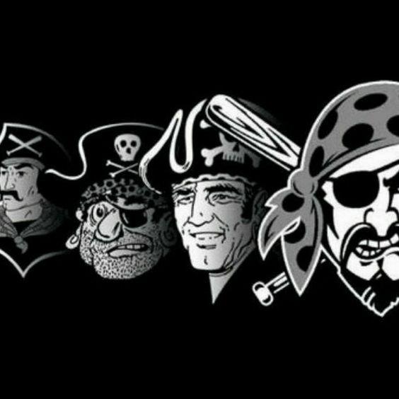 pirate evalution
