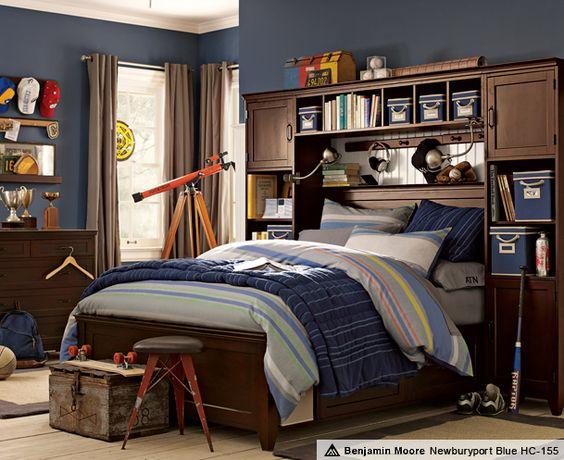 Boys Room Ideas & Southport Hampton Bedroom