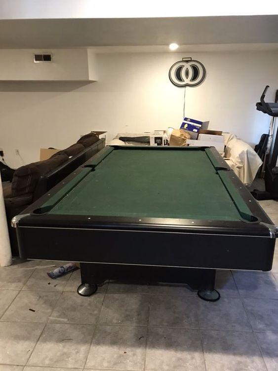 Imperial #Billiards Eliminator 8' Pool Table
