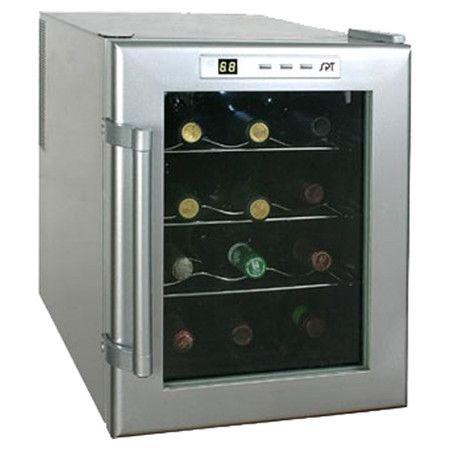 Found it at Wayfair - 12-Bottle Wine & Beverage Cooler
