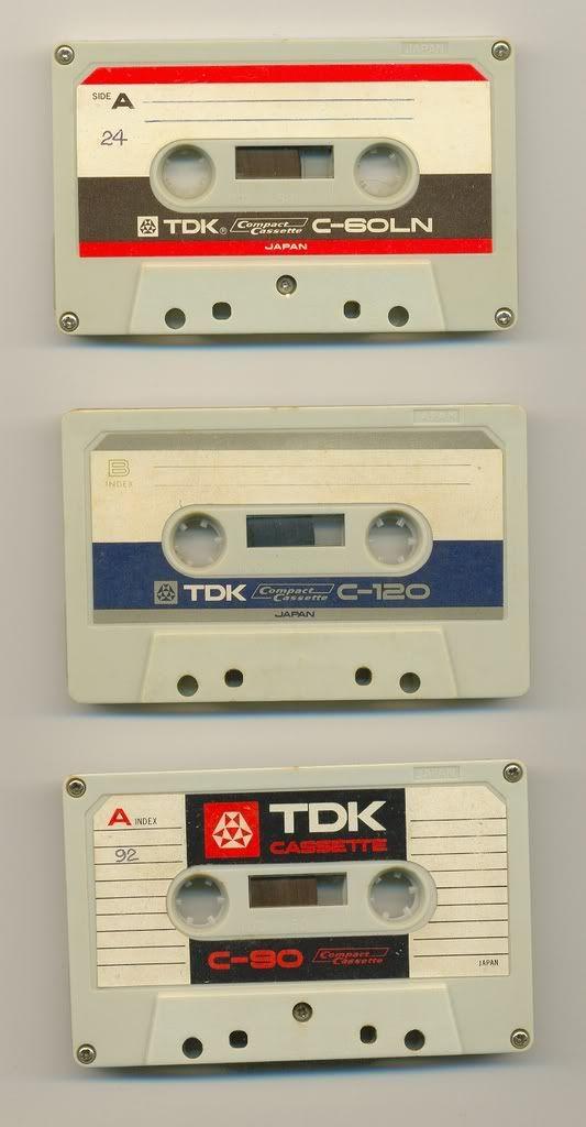 en estas grababa en los 70 musicote de la radio y en los 80 los juegos del Spectrum