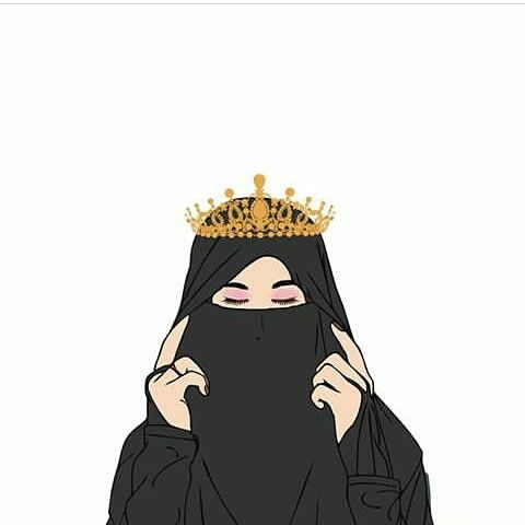 Download 67 Gambar Kartun Hijab Terbaik Gratis