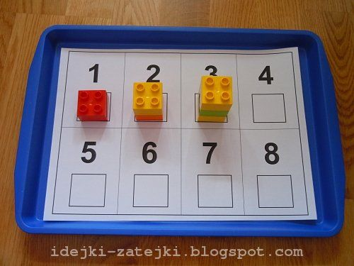 10 ways to use Lego for home school