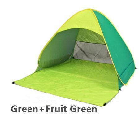 Multi Colors Fast Automatic Opening Beach tent SunShelter light weight POP UP open UV Protective tent  sc 1 st  Pinterest & Multi Colors Fast Automatic Opening Beach tent SunShelter light ...