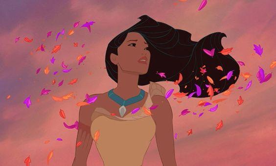 Pocahontas •• Disney
