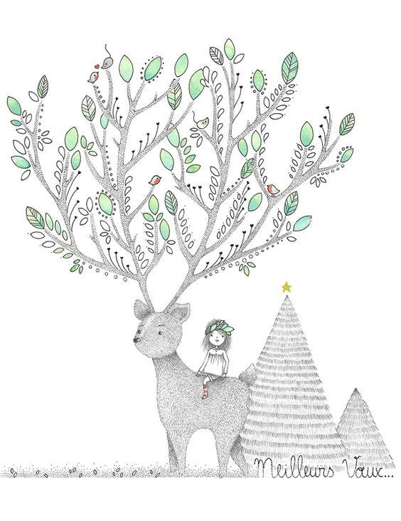 Meilleurs voeux pour 2016 La carte de voeux du concours des petits bonheurs: