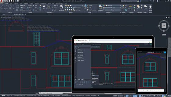 New Features In Autocad 2020 A Brief Overview In 2020 Autocad Autocad Tutorial Architecture