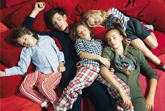 Modern family_Soirée pyjama