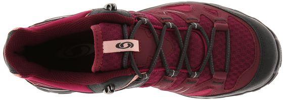 Amazon.com: Salomon Women's Ellipse Aero Hiking Shoe: Clothing