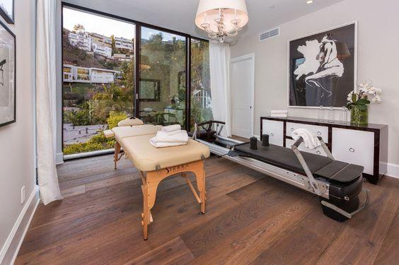 Emily Blunt and John Krasinski's Hollywood Hills home