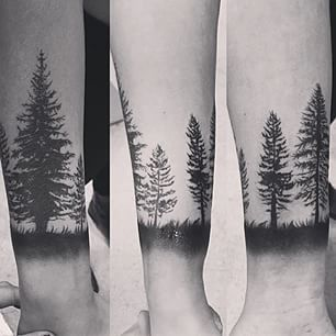 Tree tattoo arm google keres 233 s gef 228 llt mir pinterest f 228 rben