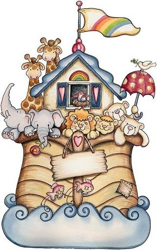 Laurie Furnell - arca de Noe