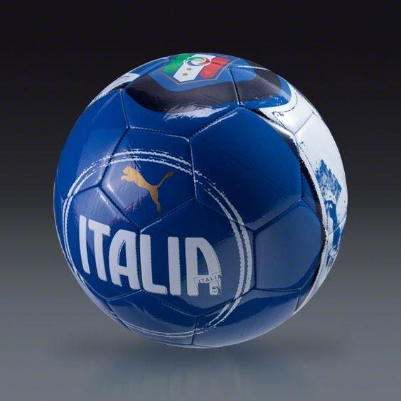 PUMA Italy Fan Ball   SOCCER.COM