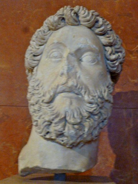 marcus aurelius and commodus relationship