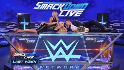 Just FIVE days before WWE SummerSlam, the WWE SmackDown Live Pre-Show is LIVE NOW, courtesy of WWE Network!