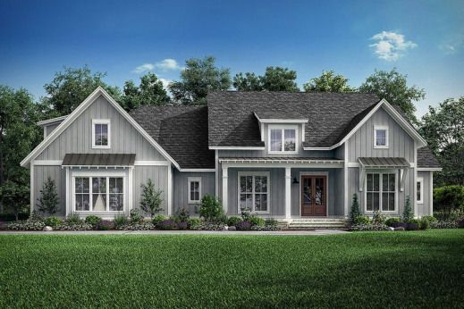 House Designs Exterior Front Elevation House Design Farmhouse Style House Plans Farmhouse Style House Cottage Style House Plans