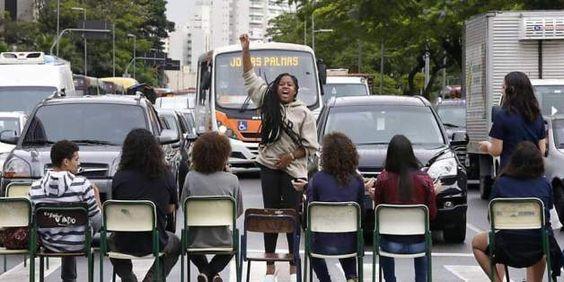 A força dos estudantes das ocupações de São Paulo em imagens emocionantes