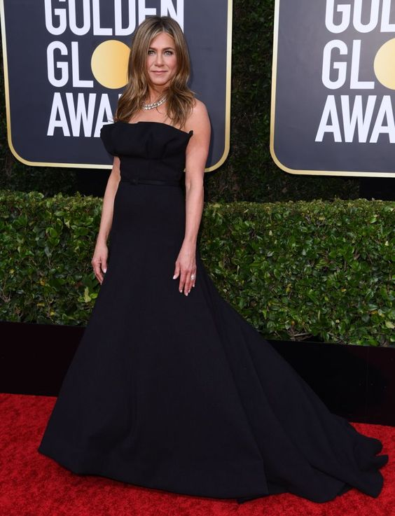 Jennifer Aniston Golden Globes 2020