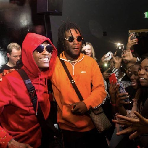 Wizkid Vs Davido Who Would You Give Grammy Award To If Its Your Choice To Make Grammy Awards Grammy Awards